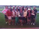 2012 Charity Cup winning team!