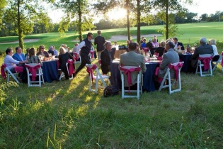 2014 Tour of Old Hawthorne Wine Dinner - 2nd Course