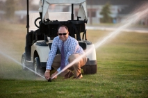 The Sprinkler Incident @ The Derby